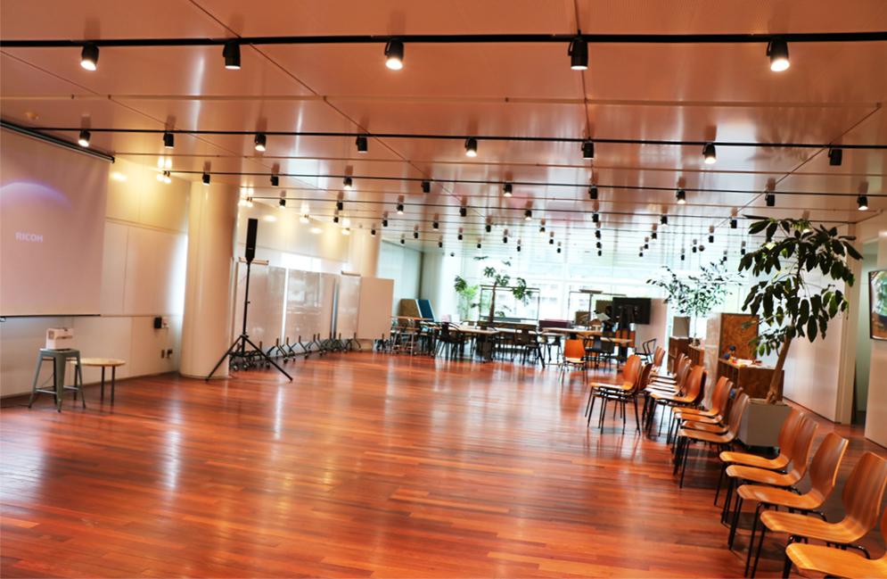 【企業研修】富士通さんの「Fujitsu Knowledge Integration Base PLY」で授業!