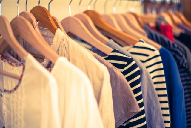 ファッションは自分を変える!!